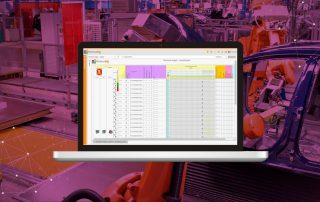 Machine Ledger. Liste, detalhe e registre o histórico de todos os componentes de um equipamento classificado como crítico.