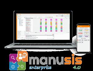 Manusis 4.0 Enterprise