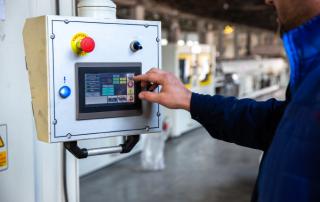 Uma gestão de manutenção mais inteligente e mais eficiente com o machine ledger. WCM